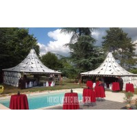 Moroccan Wedding Party Tent