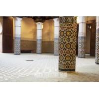 Spanish colonial Tile Column