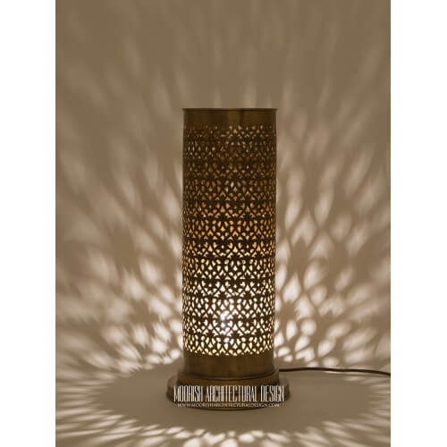 Moroccan Floor Lamp Santa Barbara UL Listed