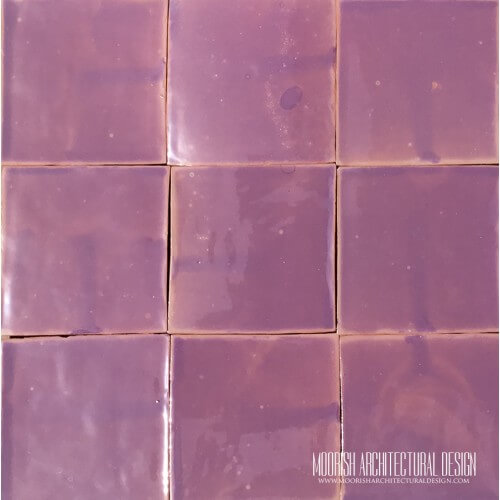 Berber Rose Pool Tiles