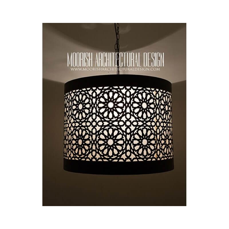 Moorish Bar Lighting