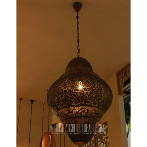 Traditional Moroccan Pendant 53