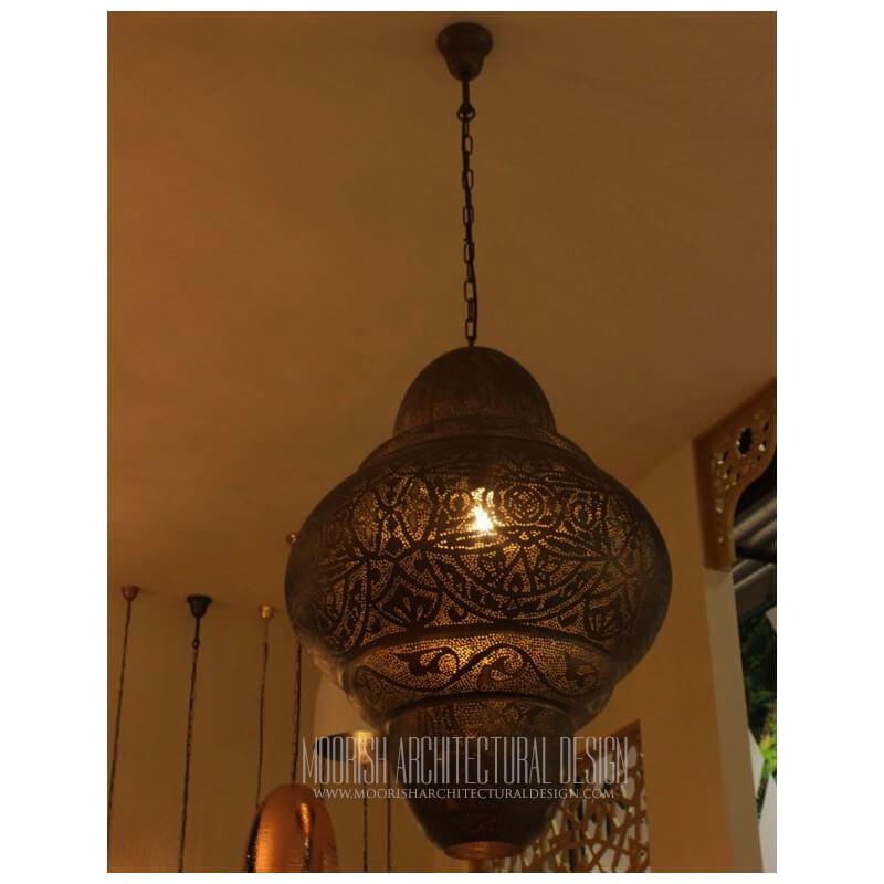 High-end Moroccan lighting