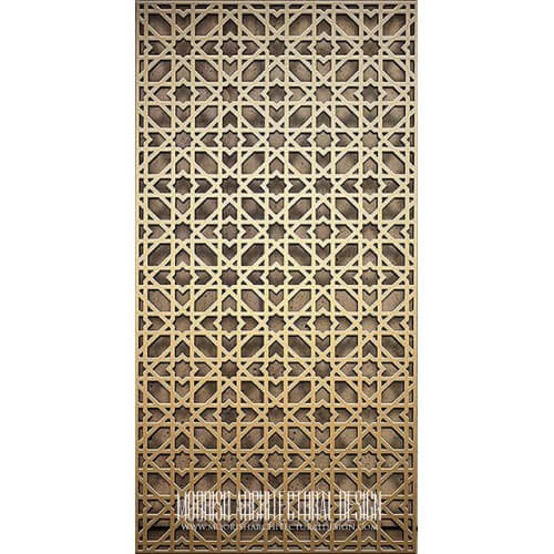 Metal Lattice Screen 01