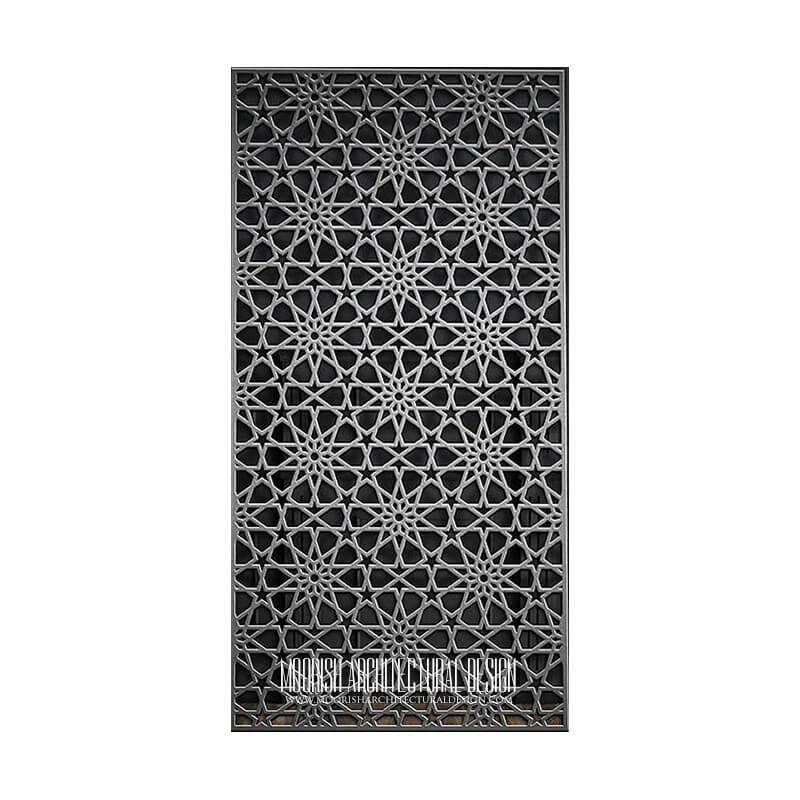 Metal Fretwork Jali Panels