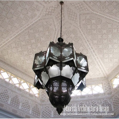 Traditional Moroccan Lantern 22