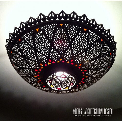 Traditional Moroccan Sconce 24
