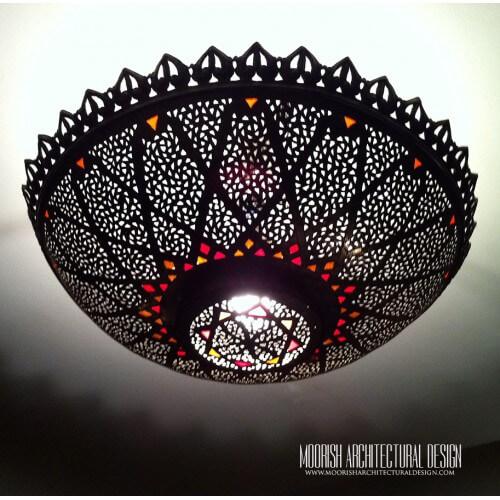 Custom hotel lighting