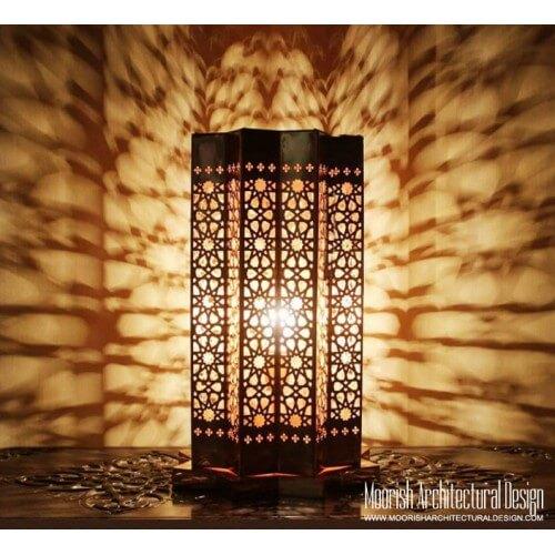 Modern Moroccan Lamp 11