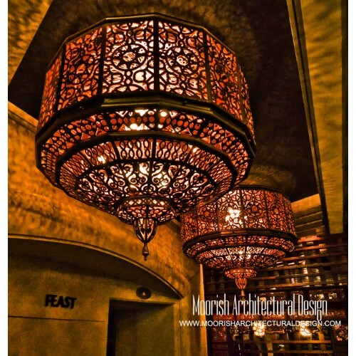 Traditional Ceiling Light 03
