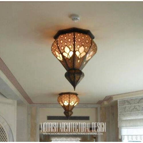 Traditional Ceiling Light 10