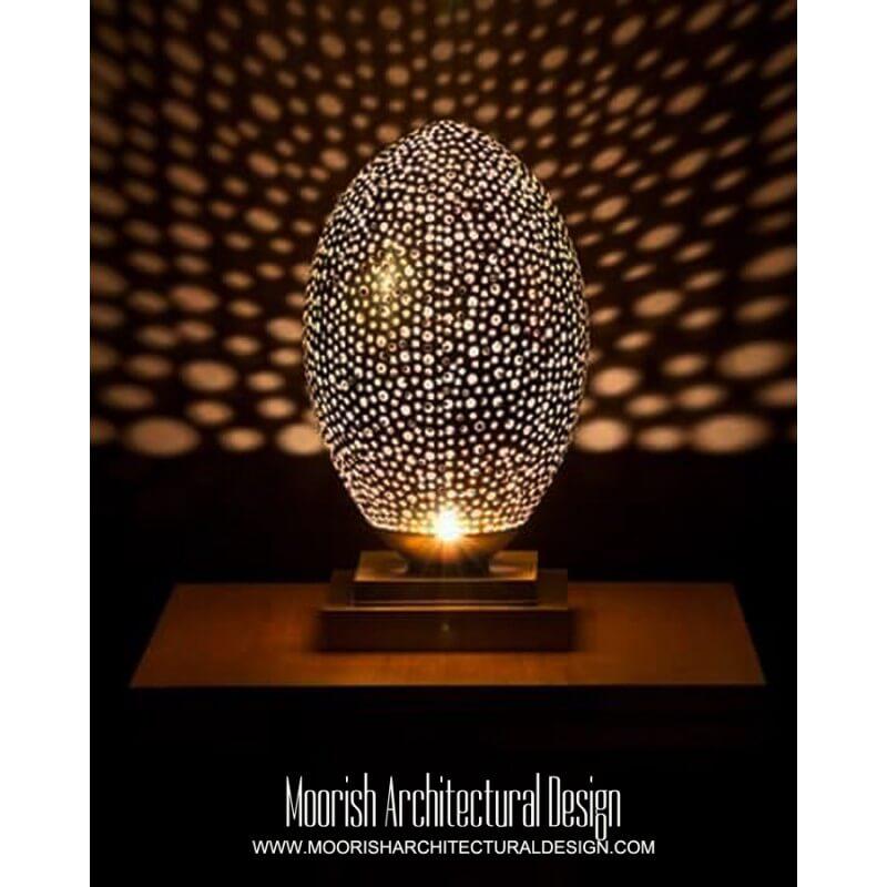 Moroccan Table Lamp