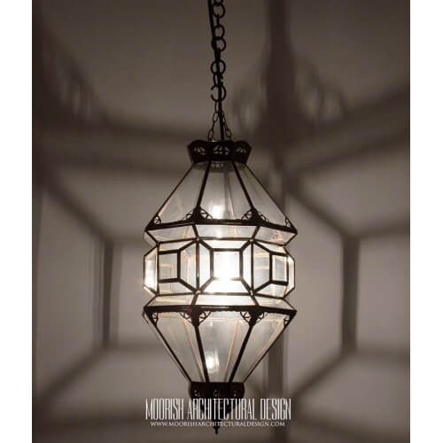Modern Moroccan Lantern 07