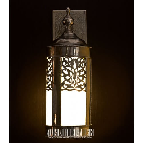 Traditional Moroccan Sconce 29