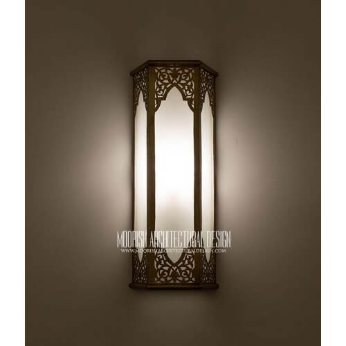 Modern Moroccan Sconce 35