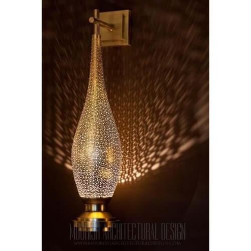 Modern Moroccan Sconce 38