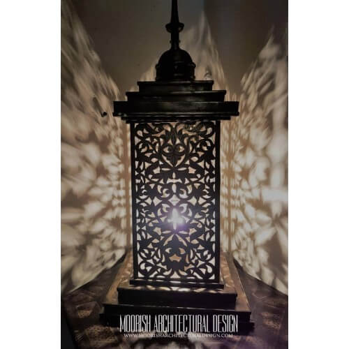 Traditional Moroccan Lamp 14