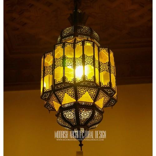 Moroccan hotel lighting manufacturer