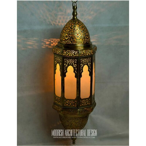 Traditional Moroccan Pendant 63