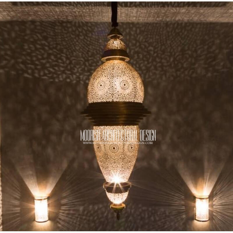 Shop Moroccan Kitchen Lighting San Francisco