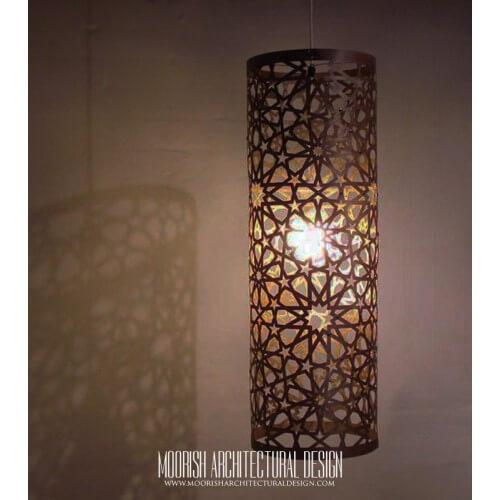 Modern Moroccan Pendant 88