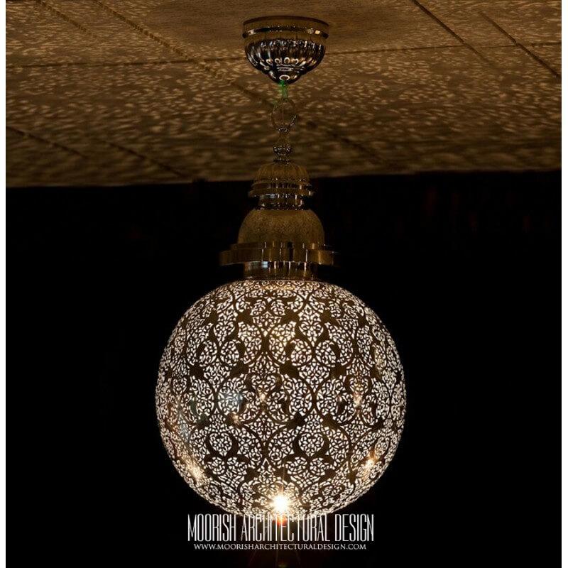 Moorish Lamp