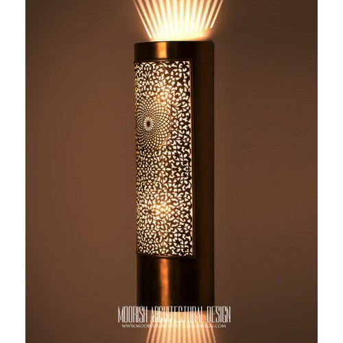 Modern Moroccan Sconce 46