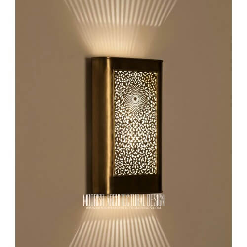 Modern Moroccan Sconce 47