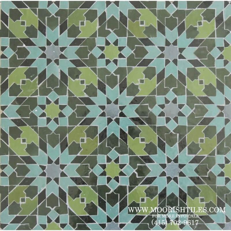 Moroccan Tile Factory Morocco