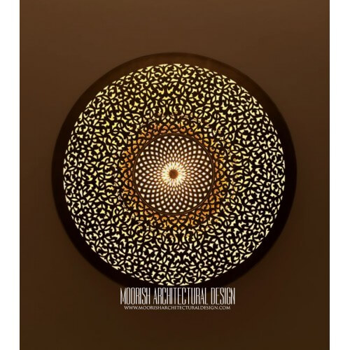 Moroccan Ceiling Light 21