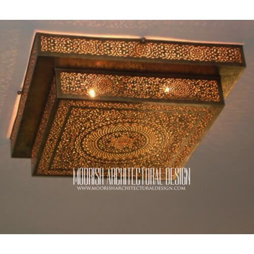 Moroccan Ceiling Light 23