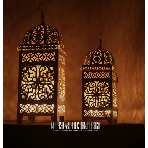 Traditional Moroccan Lamp 16