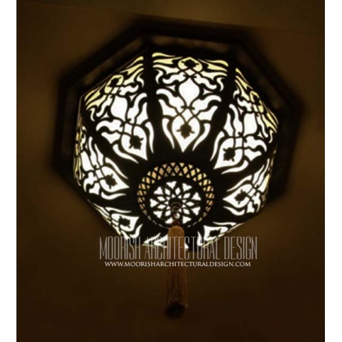 Moroccan Ceiling Light 13