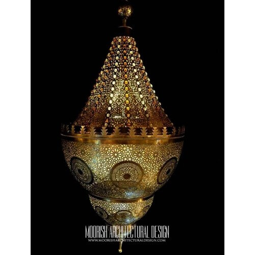 Traditional Moroccan Chandelier 14