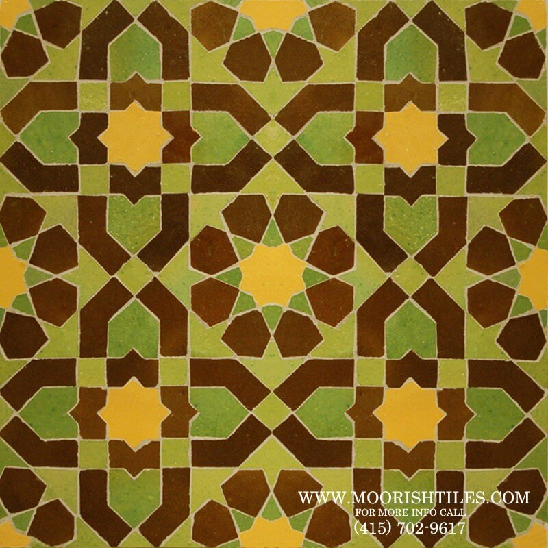 Moroccan Tile 06