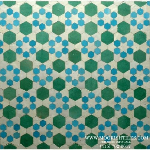 Moorish Tile Moroccan Tile Manufacturer