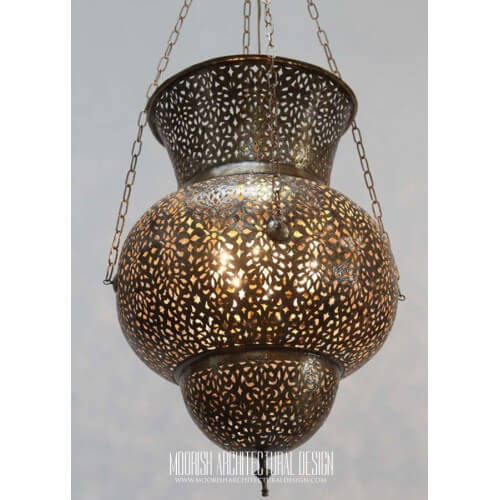 Traditional Moroccan Pendant 69