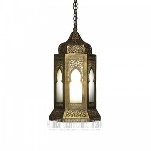 Traditional Moroccan Pendant 75