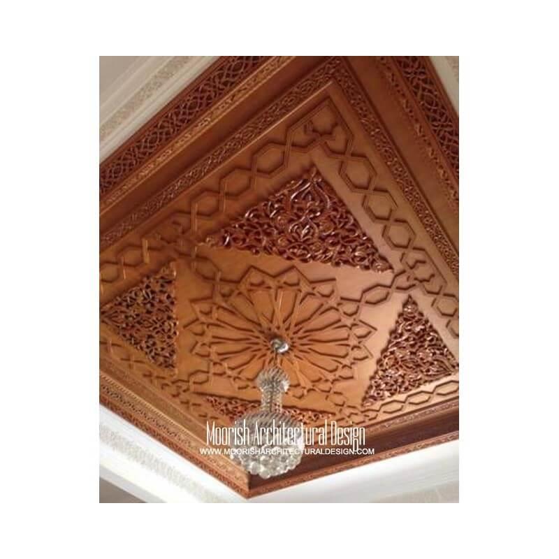 Best Moorish ceiling design ideas