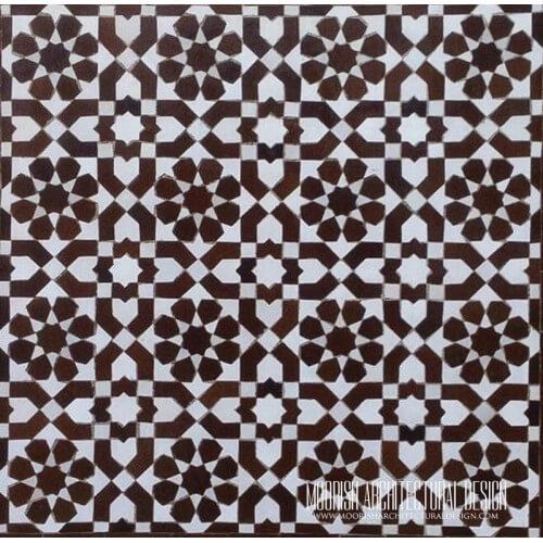 Moroccan Tile 214