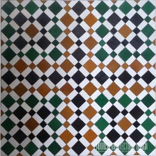 Moroccan Tile 215