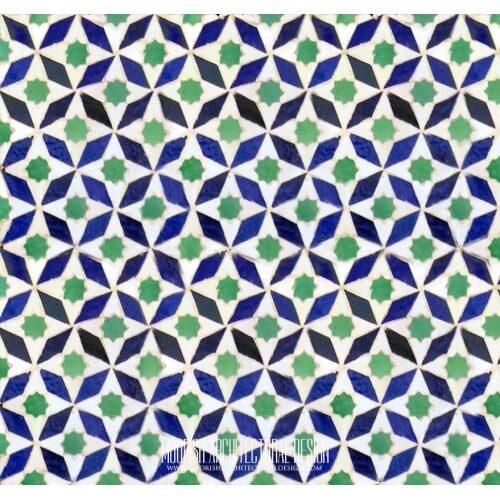Moroccan Tile 217