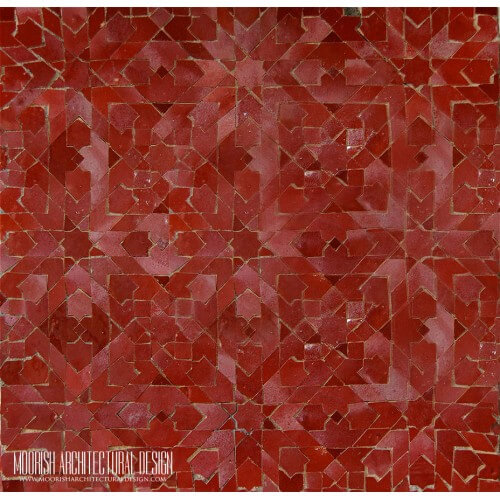 Moorish Modern Tile 07