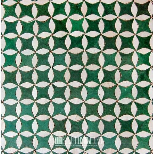 Moroccan Tile 218