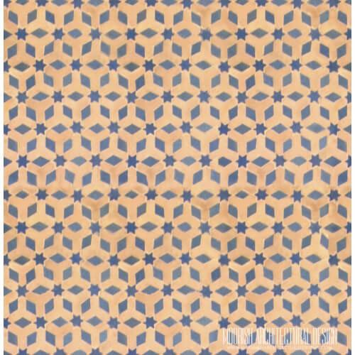 Moroccan Tile 220
