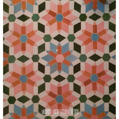 Moroccan Tile 225