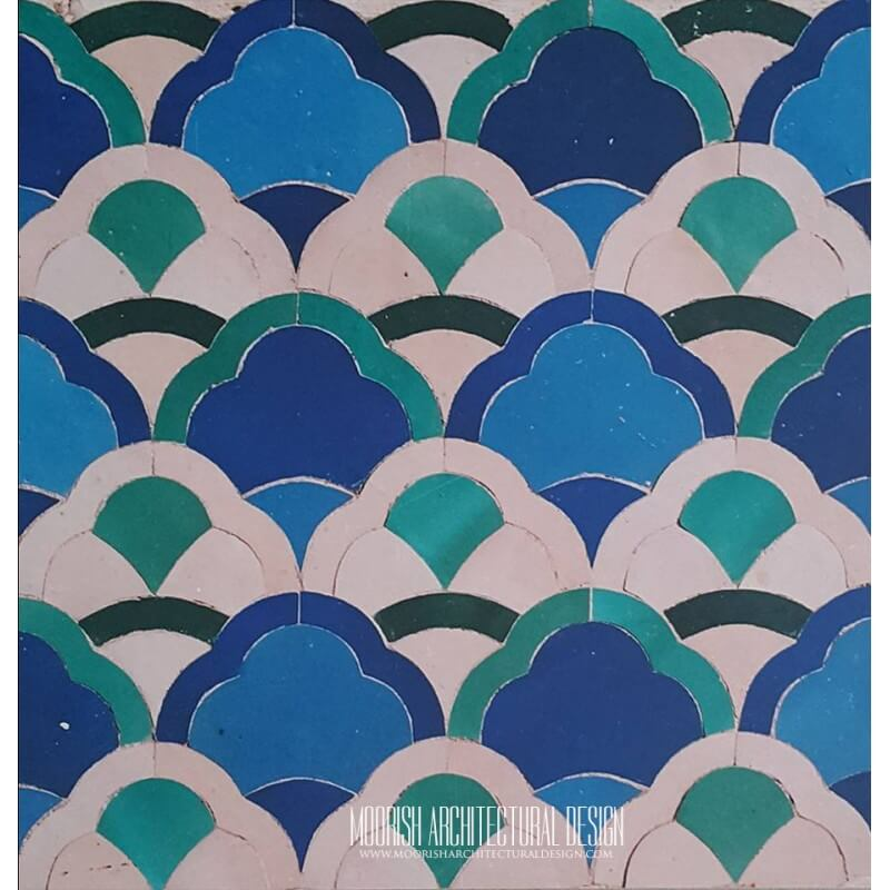 Moroccan Bathroom Tile images