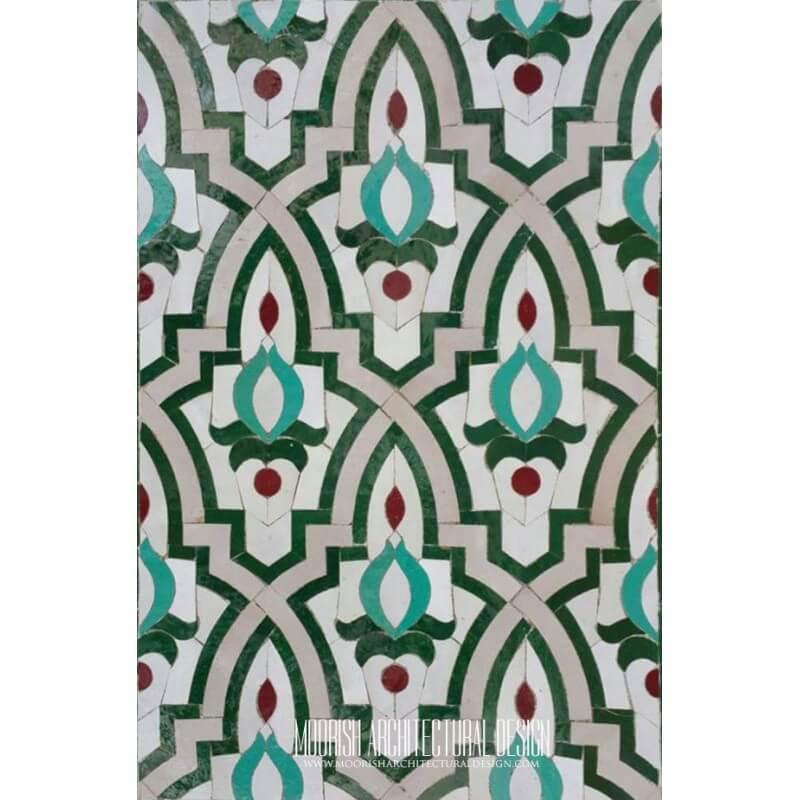 Moroccan Floor Tile