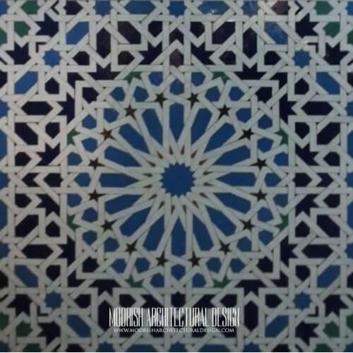 Moroccan Tile 228