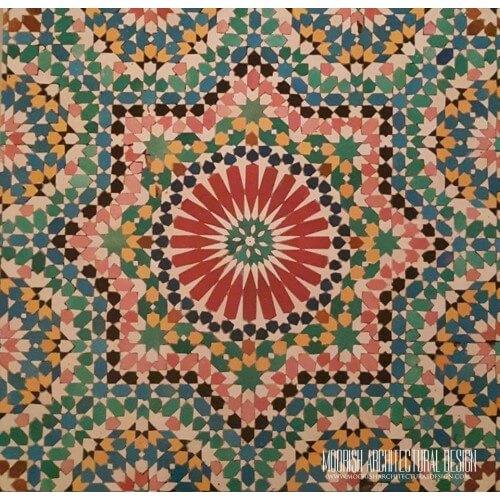 Moresque Tile 05